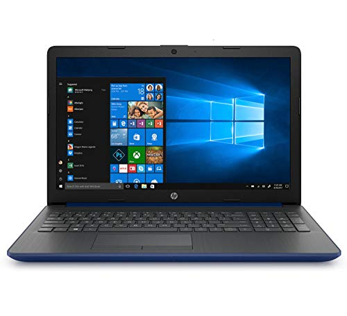 HP 15-db0074ns - Ordenador portátil de 15.6' HD (AMD A6, 8GB de RAM, 256GB SSD, AMD Radeon R4, Windows 10) negro - teclado QWERTY Español