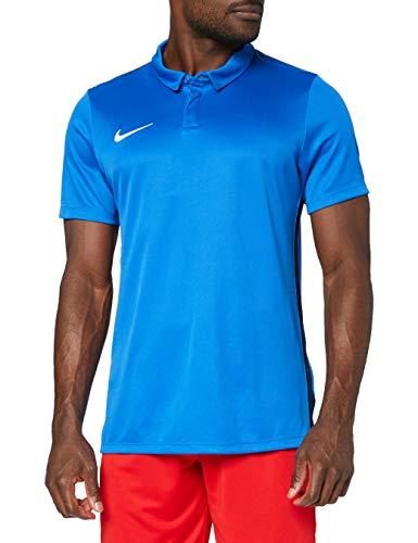Nike Dry Acdmy18 Magliette Magliette da Uomo, Uomo, Royal Blue/Obsidian/White, S