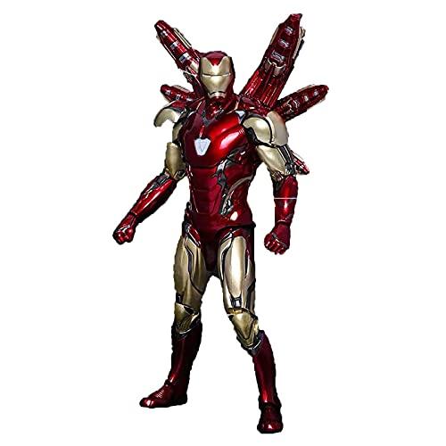 LXQGR Mano dinámica del Hombre de Hierro para Hacer un Regalo de cumpleaños para Enviar Regalos para niños y niñas para niños complejos de Hermanos con los Regalos de Marvel Heroes