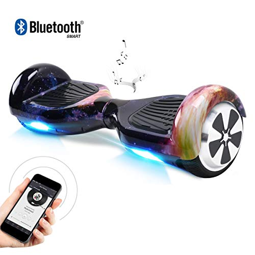 "6,5/""ZOLL Smartboard Self Balance Scooter APP Skateboard Sumsung Bluewheel 4 Set#"