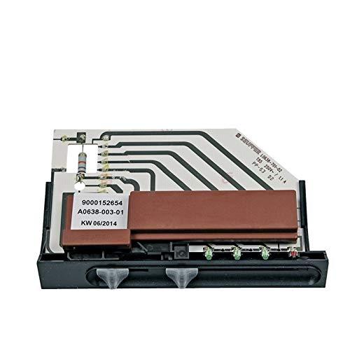 Schiebeschaltertafel Schalter Dunstabzugshaube Bosch Siemens Neff 498638 00498638