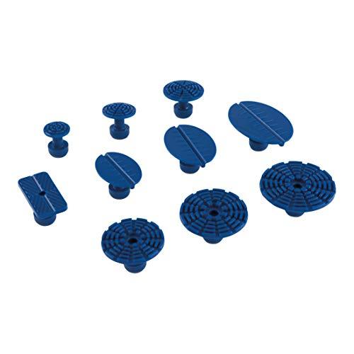 KS Tools 140.2525 Klebestück rund, flach, Ø 32 mm, 5 Stück