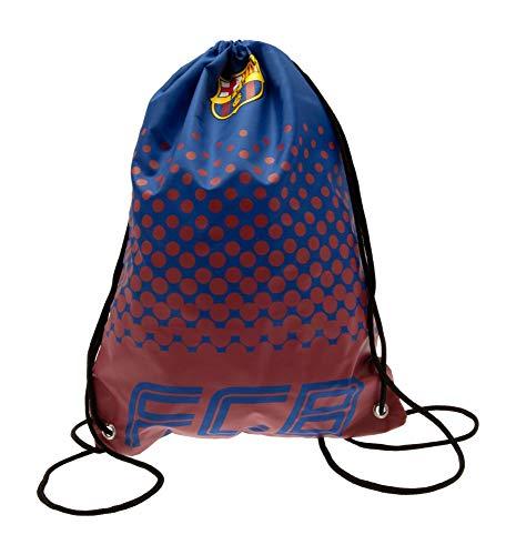 F.C. Barcelona Gym Bag Official Merchandise by Barcelona F.C.