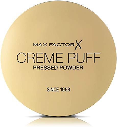 Max Factor 81496170, Crema Puff Polvos, Multicolor (50 Natural), 21 g