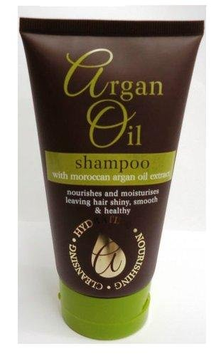 Argan Oil Shampoo with Moroccan Extracts 150ml (4 Packs)