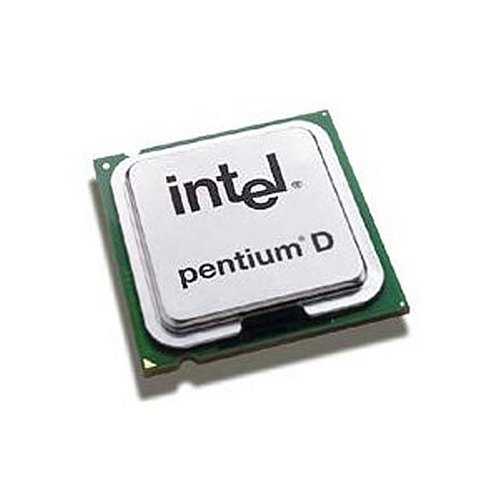 Intel Pentium D 925Prozessor 2x 2MB Cache 3GHz CPU Hochzeitsring OEM
