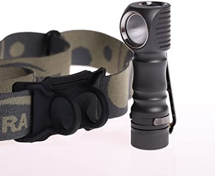 ZebraLight H53Fc AA Headlamp Floody Neutral White High CRI