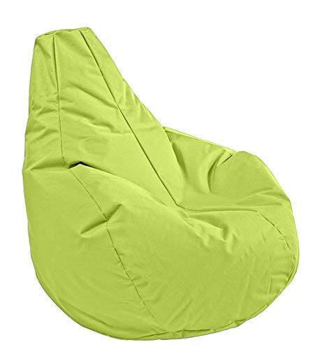 Kinzler S-10161/120 Gamer Sitzsack, Polyester, 100x100 cm