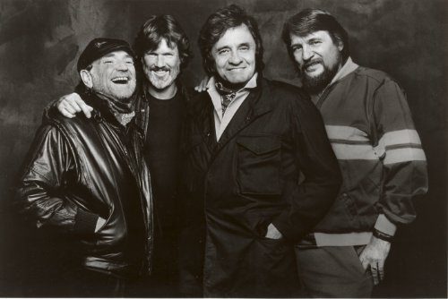 The Highwaymen Johnny Cash Poster Photo Country Western Music Art Posters Photos 12x18