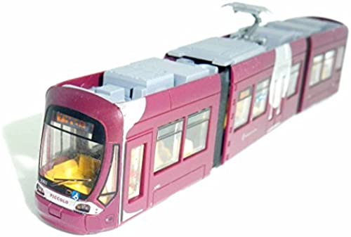 [Limited] Eisenbahn Sammlung Hiroshima Electric Railway 1001 Nr PICCOLO [Hiroden 1001]