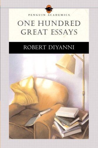 One Hundred Great Essays