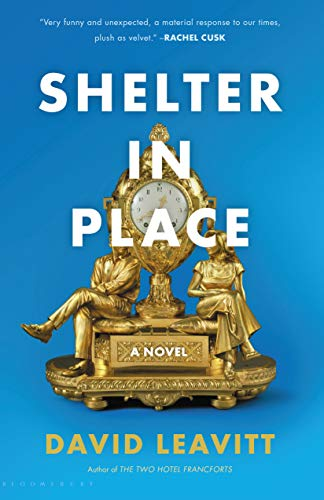 Shelter in Place by [David Leavitt]