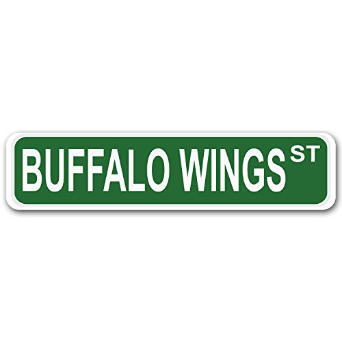 Adept Mechanism Buffalo Wings Street Aluminum 4