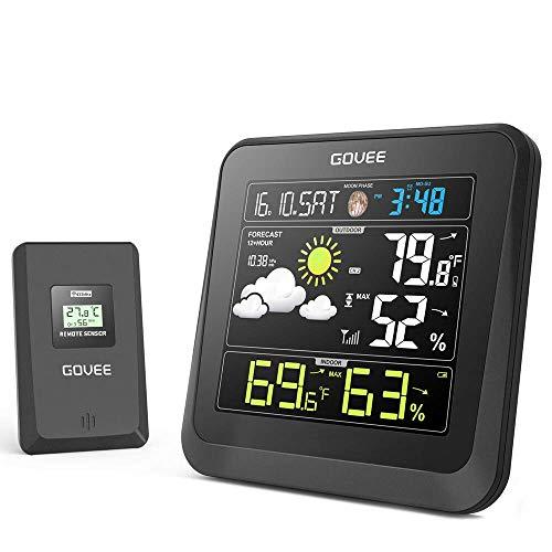estación meteorológica para niños fabricante Govee