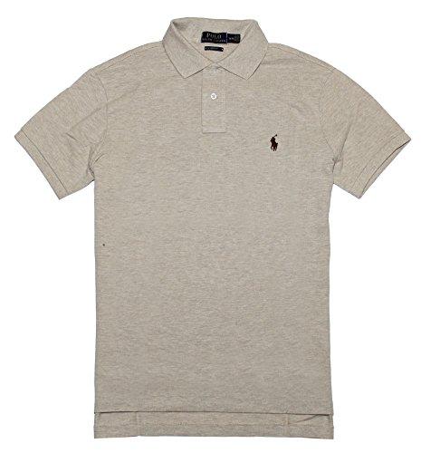 Polo Ralph Lauren Men Classic Fit Pony Logo Polo Shirt (XL, Exp...
