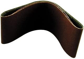 Makita 742320-3 4-by-24-Inch 40-Grit Abrasive Sanding Belt, 10-Pack