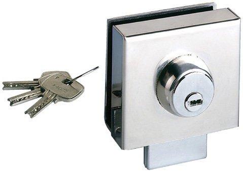Sag Seguridad. S.L. - Cerradura puerta cristal sag vr 10 mm