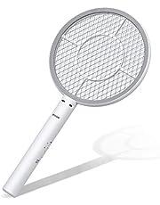 CYOUH Elektrische vliegenmepper, vliegenmepper, muskietennaaier