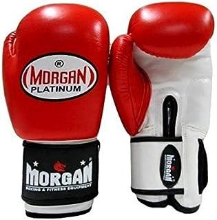 Morgan V2 Platinum Leather Sparring Gloves