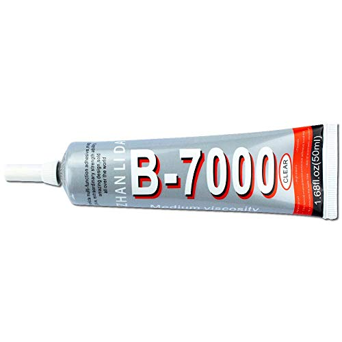B-7000 Industrial Strength Adhesive (50ml) - Clear