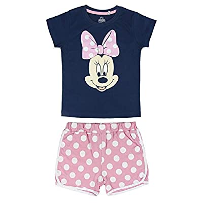 Cerdá 2200003728 Conjuntos de pijama, Azul (Azul C03), 4 años para Niñas