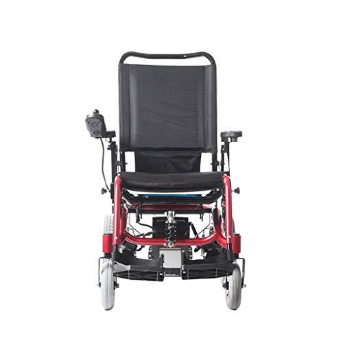 UWY Fauteuil Roulant électrique de Scooter Senior handicapé...