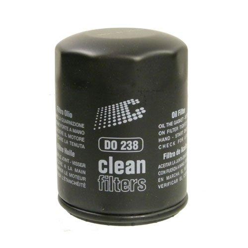 Ölfilter Clean Filters DO238 3/4-16 UNF D=77 H=100 mm 71754231