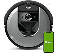 Learns, maps and adapts to your home, determining the best way to clean. Knows your kitchen from your living room - imprint smart mapping technology allows you to control which rooms are cleaned and when. Enjoy hands-free control with Alexa/ Google A...