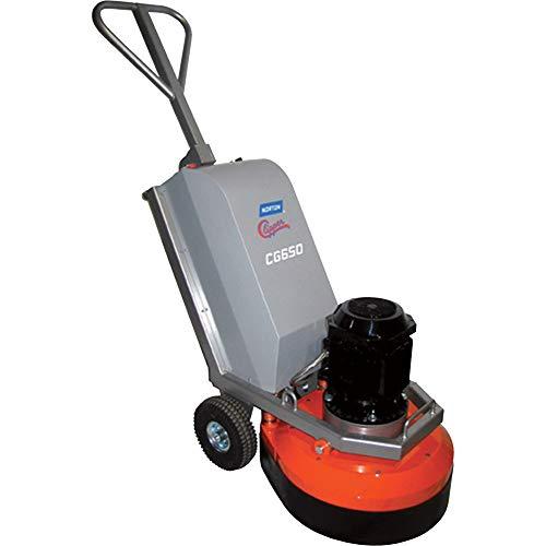 Find Discount Norton Concrete Floor Grinder/Polisher - 5.4 HP, Model Number CG650