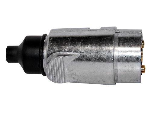 Unbekannt T.F.A. 88002 Stecker 7-polig aus Metall