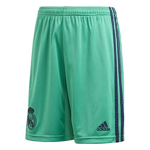 adidas Kinder Real Madrid 3 Shorts, Corgrn, 176, DX8924