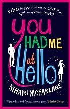 You Had Me At Hello by Mhairi McFarlane (6-Dec-2012) Paperback