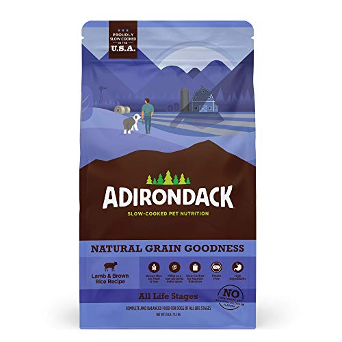 Adirondack Dog Food Made in USA [Complete and...