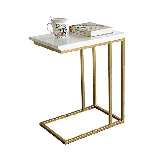TLMY Mesa auxiliar pequeña | Mesita de noche | Escritorio de ordenador | Mesa de centro | Mesa de teléfono | Muebles de pasillo para el hogar, sala de estar, mesa plegable negra (color : B)