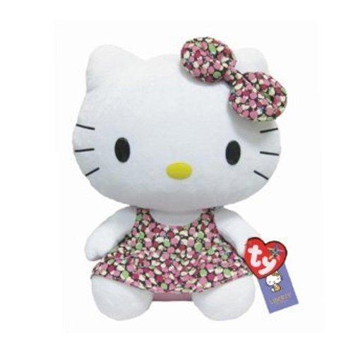 TY Beanie Baby Hello Kitty Liberty