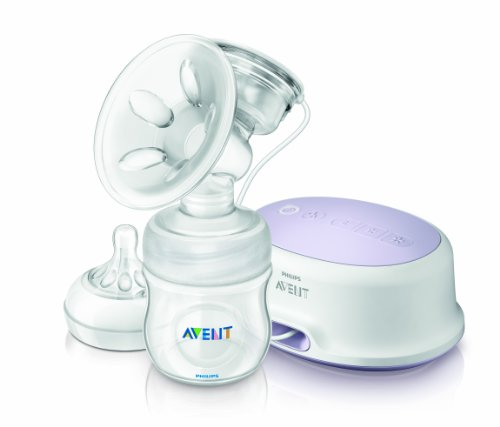 Philips Avent Comfort Single Electric Breast Pump, UK 3 Pin Plug