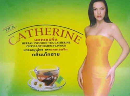 Catherine Herbal Slimming Weight Loss Tea Chrysanthemum Flavour