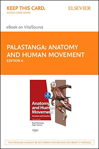 Anatomy and Human Movement E-Book: Structure and function (Physiotherapy Essentials)