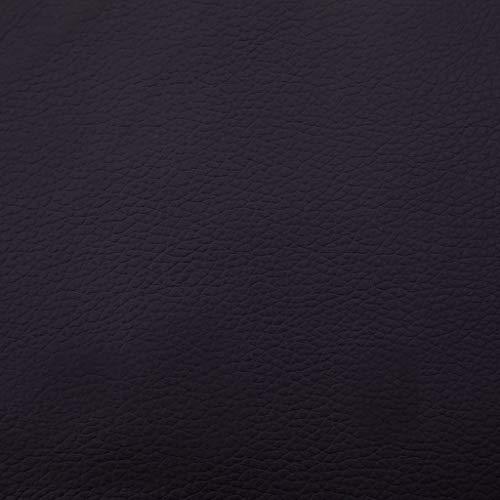 vidaXL Chaiselongue mit Massage Kissen Relaxliege Liegesessel Sessel Lounge Liegestuhl Relaxsessel Loungesessel Sesselliege Komfortliege Schwarz Kunstleder