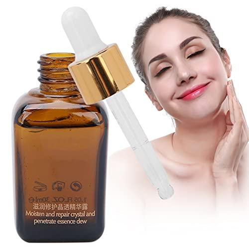 Suero facial hidratante, suero facial antienvejecimiento, suero facial hidratante nutritivo, natural y cómodo para la mayoría de las pieles