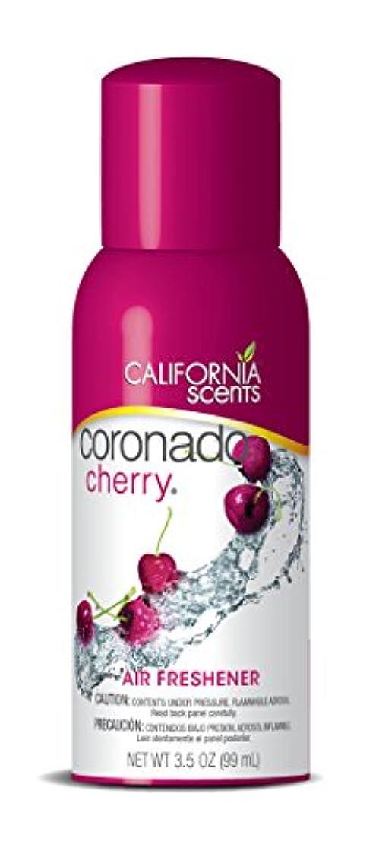California Scents 41407 Aerosol Spray, Coronado Cherry, 3.5 Ounce