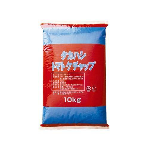 タカハシソース 業務用トマトケチャップ 10kg 397049
