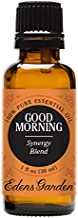 Edens Garden Good Morning Essential Oil Synergy Blend, 100% Pure Therapeutic Grade (Energy & Stress) 30 ml