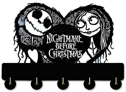 Ganchos para puerta The Nightmare Before Christmas de Disney Mickey Mouse de...