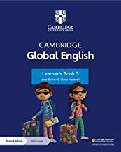 Cambridge Global English Learner's Book 5 with Digital Access (1 Year): for Cambridge Primary English as a Second Language