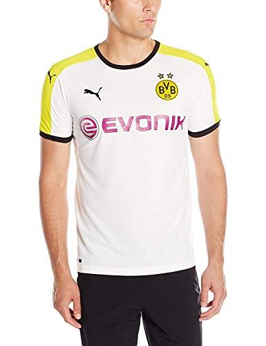 PUMA Mens Borussia Dortmund Licensed Replica Jersey 2015-2016, Medium, Third