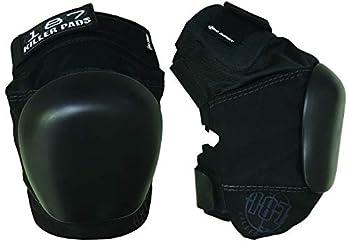 187 Killer Pads Pro Derby Pad Black Medium