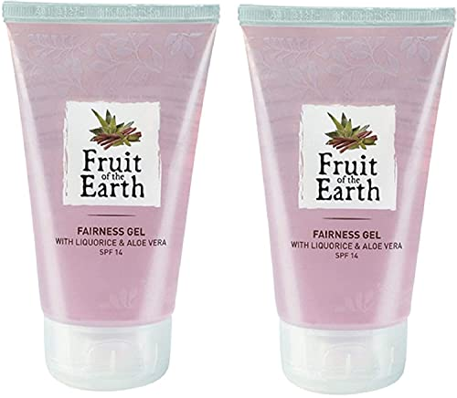 Modicare Fruit of the Earth Fairness Gel with Liquorice and Aloe Vera (Combo Pack)
