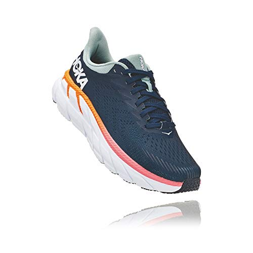 Zapatillas Running Clifton 7 - Marino Turquesa 38