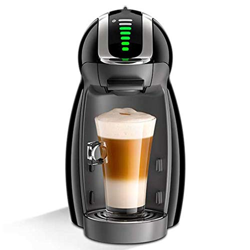 xinxinchaoshi Cafetera La máquina de café automática Comercial y doméstica de la cápsula Puede Hacer 5-6 Taza de café de la máquina 1000ML Multicolor Opcional Máquina de café Espresso (Color : A)